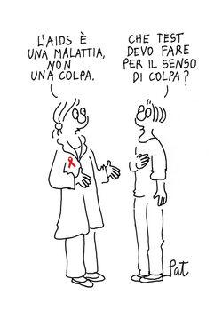 Pat Carra per la prevenzione AIDS Parma