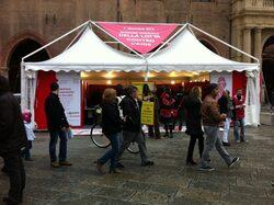 Bologna, Test rapido, anonimo e sicuro in piazza
