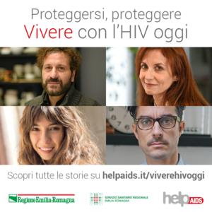 Proteggersi, proteggere. Vivere con l'HIV oggi