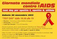 Giornata AIDS 2013