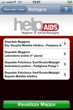 App HelpAids, luoghi